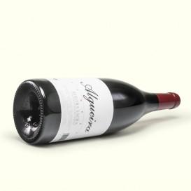 Algueira Fincas es un vino de ensueño hecho realidad: Caíño Tinto y Sousón, dos variedades autóctonas de uva de la Ribeira Sacra