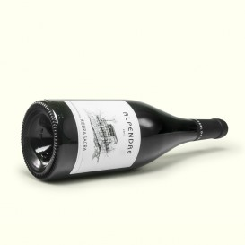 Merenzao Alpendre (Ronsel do Sil) es un vino único, fruto de la recuperación de variedades autóctonas y la viticultura heroica.