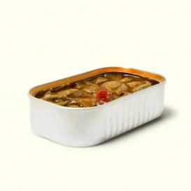 Si buscas las mejores Zamburiñas en salsa de vieira, tienes que probar las que elaboran Ventura y su familia. Puro vicio.
