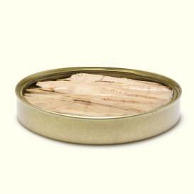 lata de Ventresca de atún claro ahumada (170 gramos aprox.)