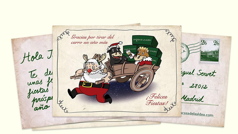 Cestas de navidad personalizadas a la medida del cliente tanto en forma como en contenido. Tu pide por esa boquita y nosotros intentaremos hacer realidad tus deseos.