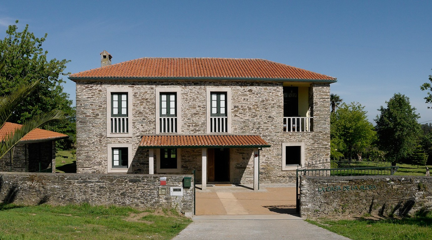 LA CASA DE LA ALDEA lanza una campaña de crowdfunding en la bolsasocial.com para que esta casa sea más tuya que nunca.