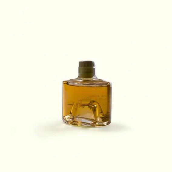 Licor de aguardiente tostado
