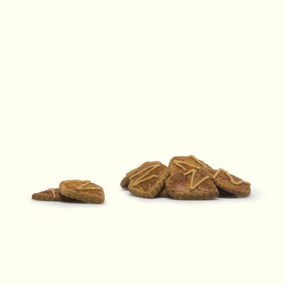 Bolsa de sueños de café, receta de autor y elaboración artesanal en su obradoiro de Lugo.