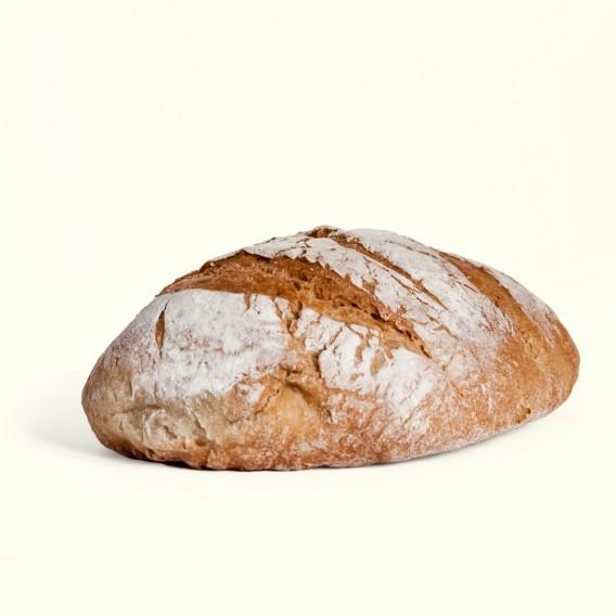 Pan de Trigo Gallego de 500gr y elaborado con masa madre