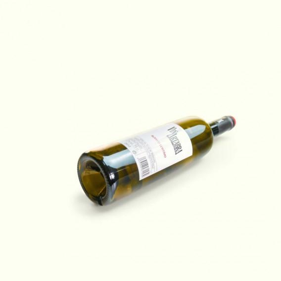 """Botella de """"Blanco Lexítimo"""", la sorprendente uva rescatada por nuestros amigos de """"Viña Artabra""""(Vino de la tierra de Betanzos)"""