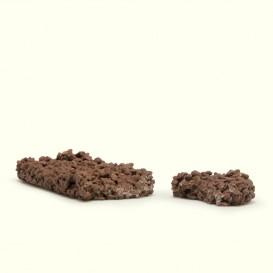 tableta de Turrón de chocolate crujiente