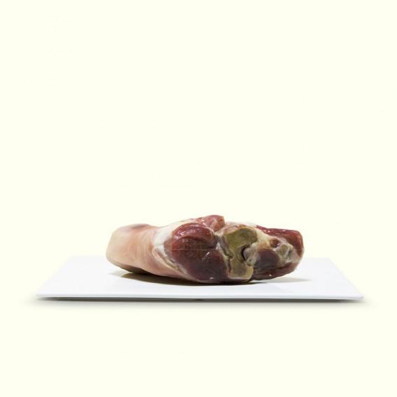 mini Lacon de cerdo, salado, criado y elaborado en la aldea por productores artesanos. Especial para hacer cocido gallego
