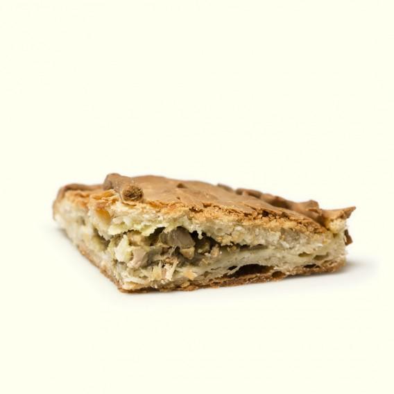Si quieres comprar una buena empanada de zorza tienes que probar la de Luis. No encontrarás otra mejor. En menos de 24h en casa.
