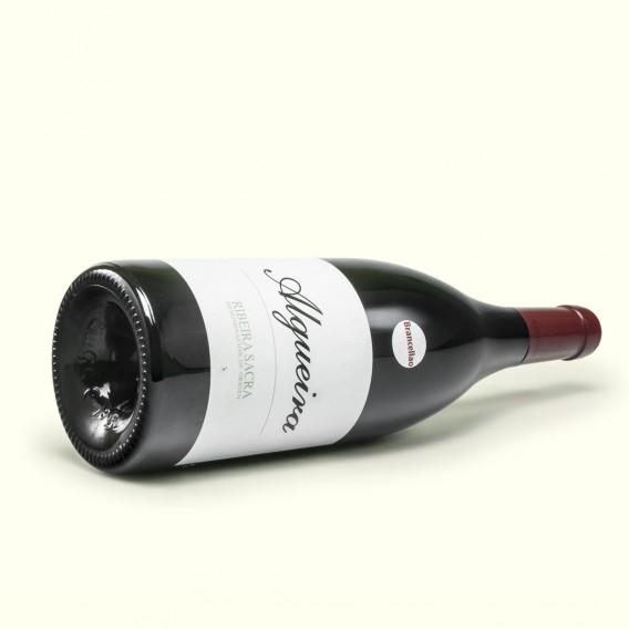 Algueira Brancellao es un vino tinto de uvas pisadas a pie y fermentación sin levaduras. Un sueño hecho realidad.