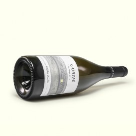 "Botella de blanco ""Ourive Godello"", Ronsel do Sil, DO Ribeira Sacra"