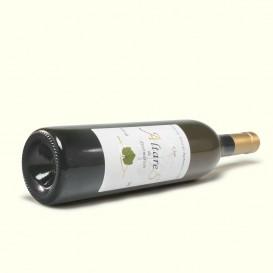 Botella de blanco albariño Altares de Postmarcos Adega Entre os Rios, DO Rias Baixas