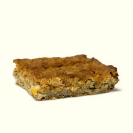 Empanada de Maíz autóctono con Berberechos de la Ria de Noia (1,2 kg aprox)