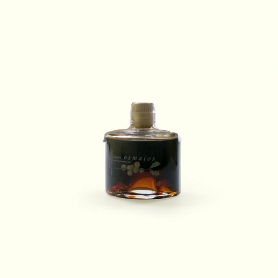 Botellita de licor café de 200ml