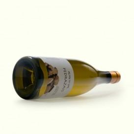 Botella de blanco godello, Pedrazais sobre lías, DO Valdeorras