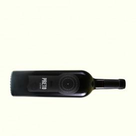Botella de tinto multivarietal de producción ecológica Preto de Leive, DO Ribeiro