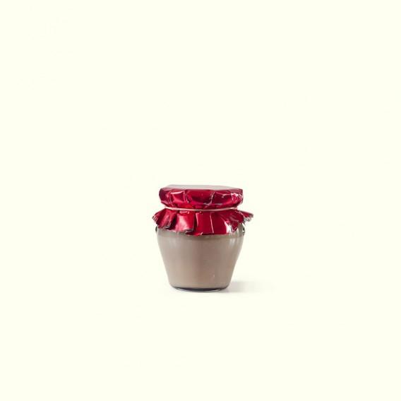 """Crema de castañas recogidas y elaboradas a mano por Verónica & Daniel en los soutos familiares de """"O Courel"""": un tesoro."""