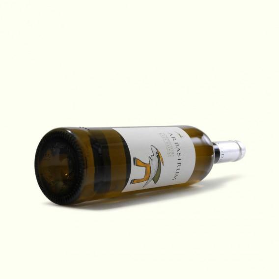 Arbastrum es un vino Rías Baixas elaborado con los mejores racimos de Albariño, Loureira y Treixadura del Condado de Tea.