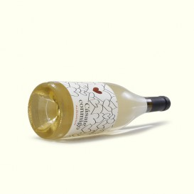 Botella de blanco albariño, Cásate Conmigo, DO Rias Baixas