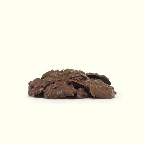 Rochas con chocolate y almendras (175 gramos aprox.)