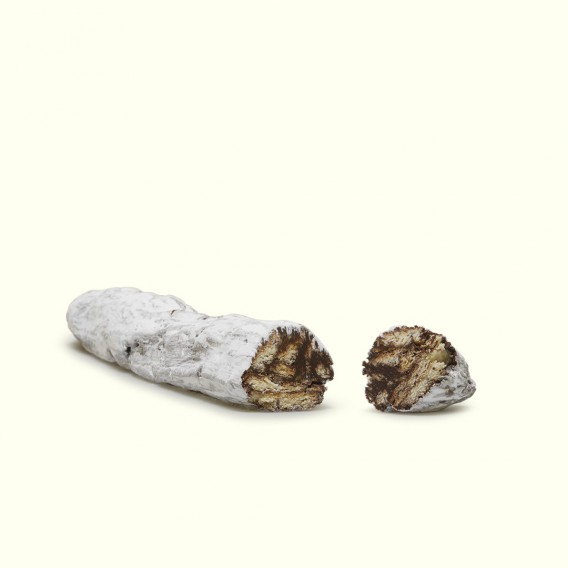 Salchichón de chocolate (189 gramos aprox.)