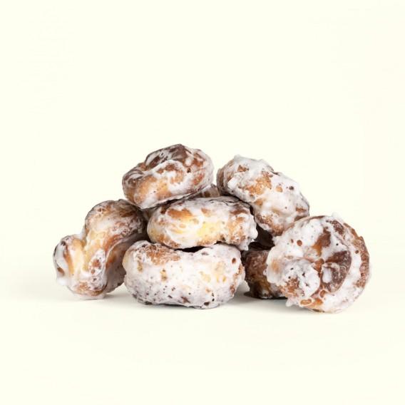"""rosquillas"" tipo melindres sin conservantes ni colorantes"