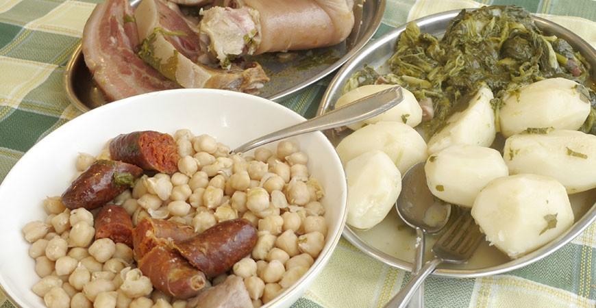 El Cocido Day o cómo reivindicar la cocina tradicional